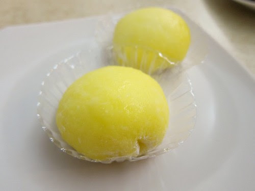 Durian Mochi