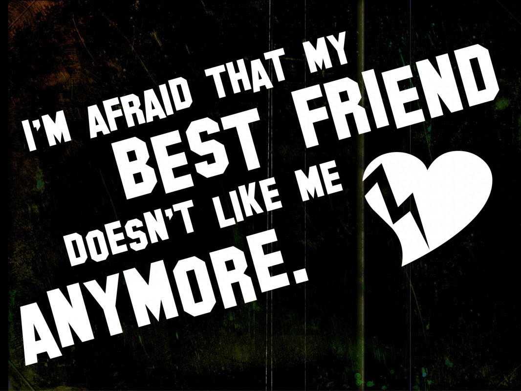 Not Best Friends Anymore Quote Quote Number 567307 Picture Quotes