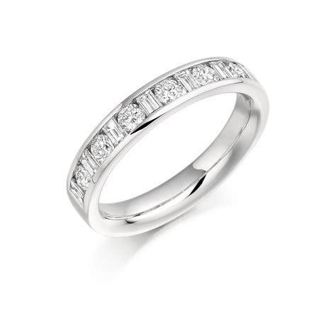 Diamond Eternity & Wedding Ring Collection