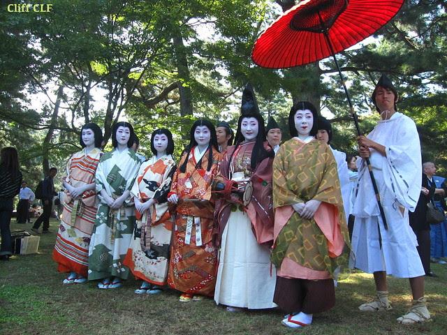 Gion Higashi ladies