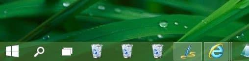 How To Pin Recycle Bin To The Taskbar In Windows 10