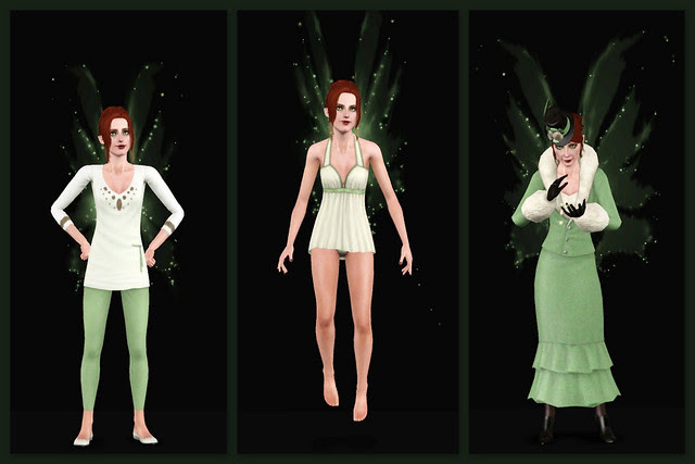 Artemesia, La Fee Verte_Clothes 02