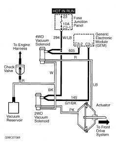 Ford F 150 4 6 Engine Vacum Diagram Wiring Diagram