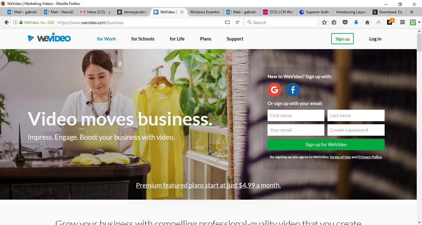 50 Free Marketing Tools Any Small Business Can Use - WeVideo