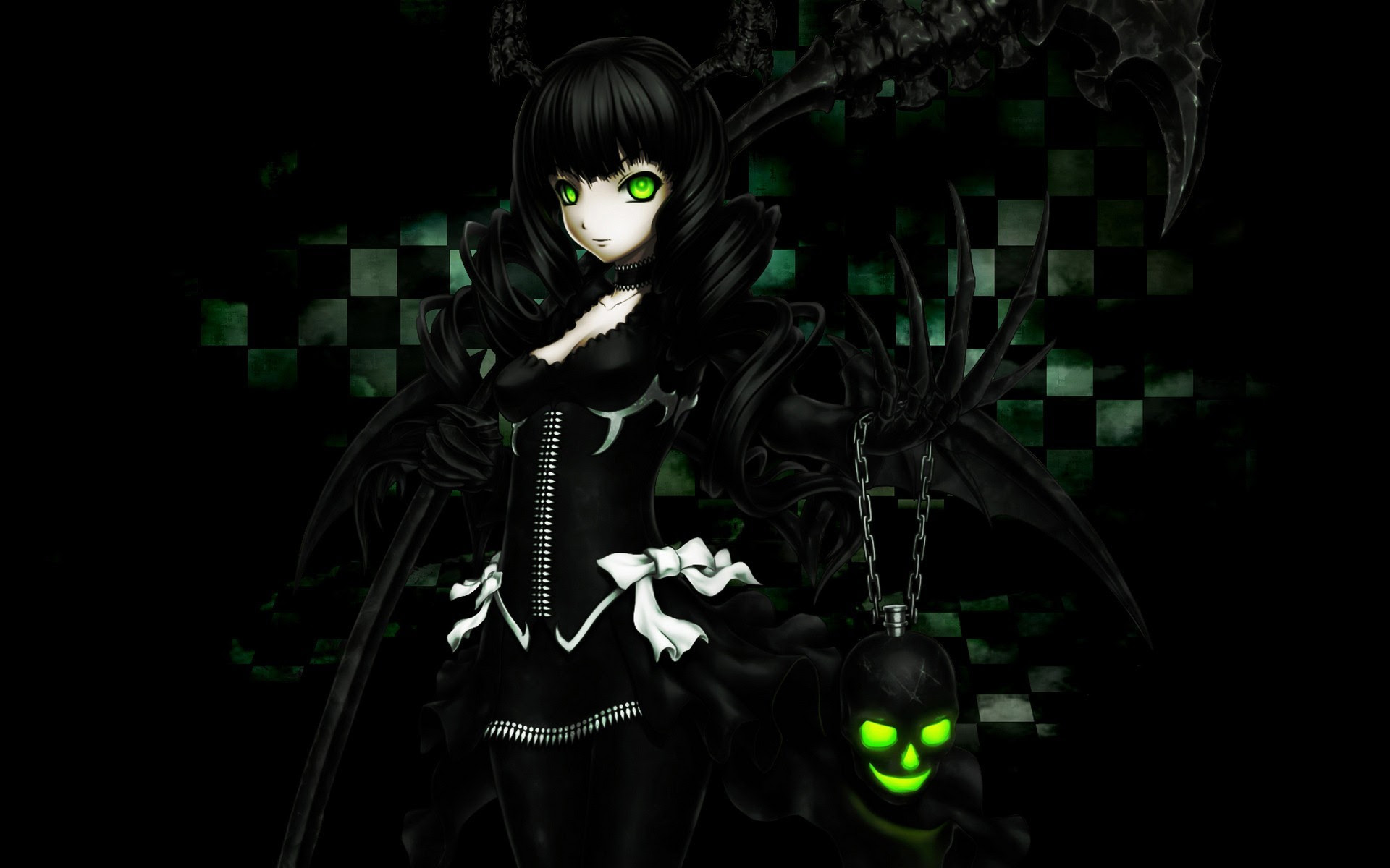 Dark Anime Girl Wallpaper 61 Images