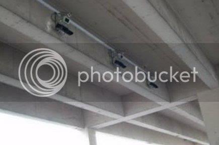 Speed trap terbaru PLUS di bawah flyover