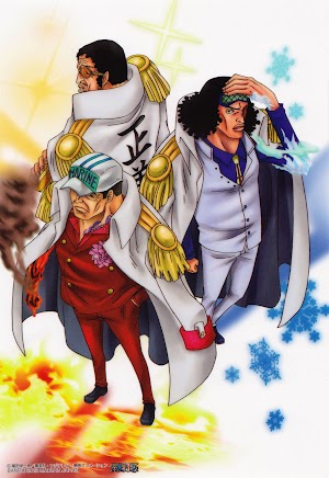 One Piece Kizaru Wallpaper Hd