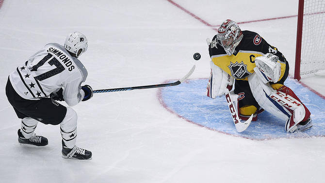 Image result for wayne simmonds all star game