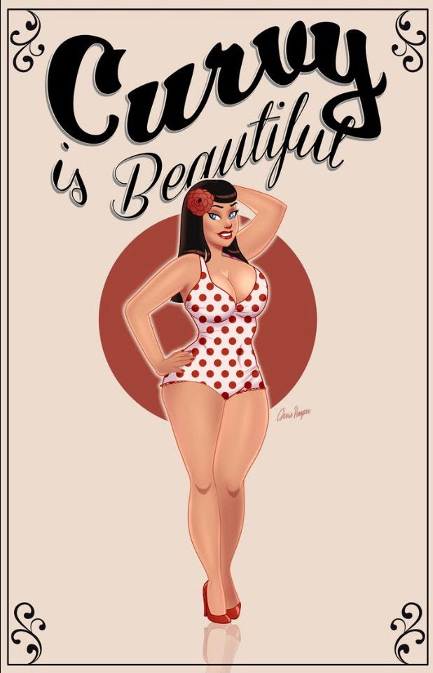Curvy Rockabilly Chic