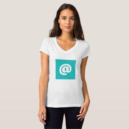 Hipstar @ T-shirt (Blue)