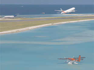 Long before the current government started the process that ended in the termination of the GMR contract last week, the airport deal was at the centre of a heated political debate in Maldives