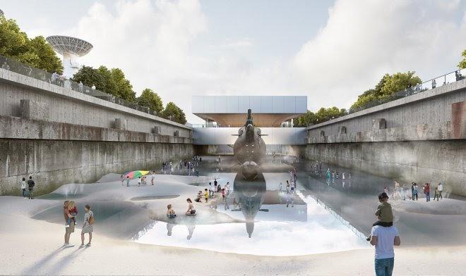 Новый музей подводных лодок Шанхая построят внутри исторической верфи династии Цин