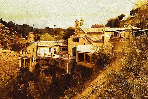 Toledo con ojos nuevos: ermita de Ntra. Sra. del Valle