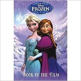 Disney Frozen Book Of The Film