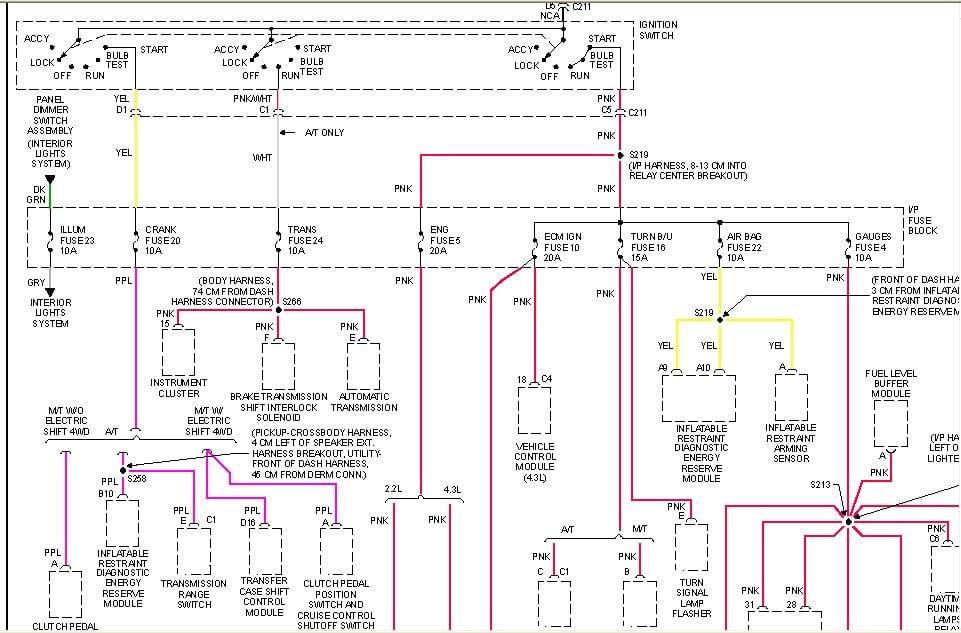 35 1997 Gmc Sierra Wiring Diagram - Wiring Diagram List