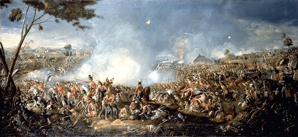 Archivo:Sadler, Battle of Waterloo.jpg