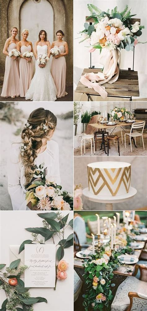 Top Trending Wedding Color Combinations ? Brides at the