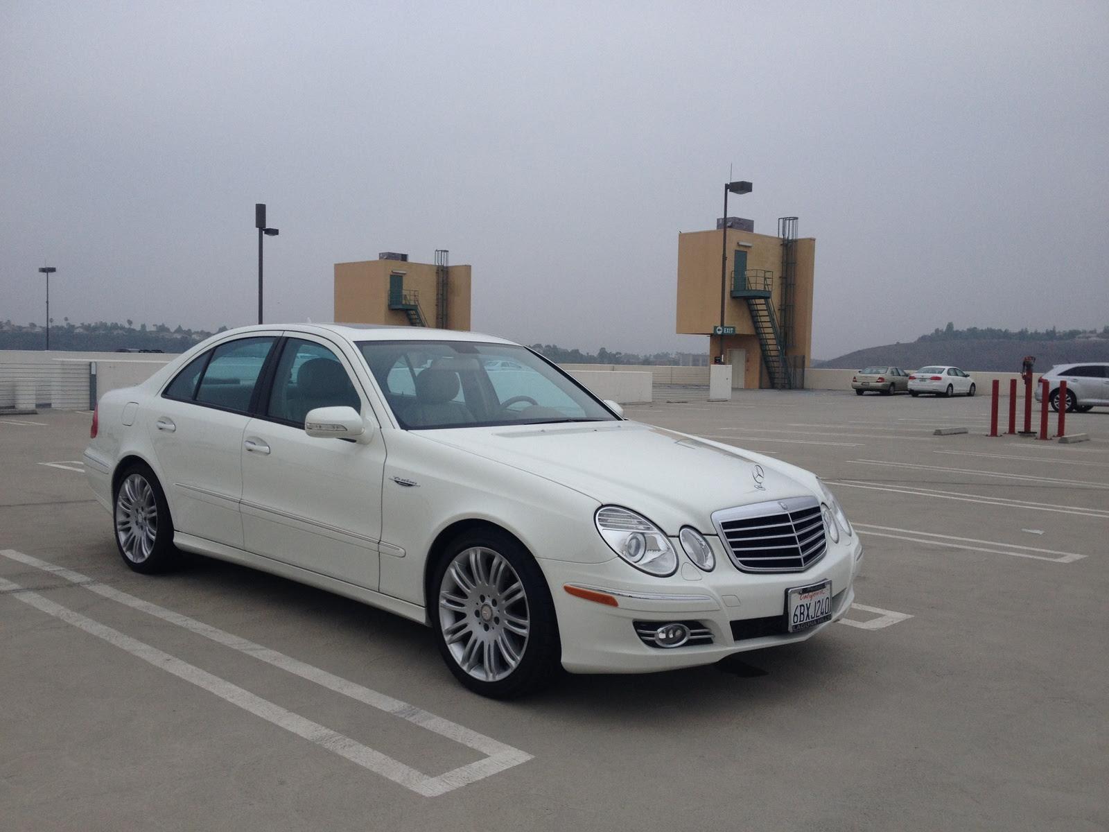 2008 Mercedes-Benz E-Class - Pictures - CarGurus