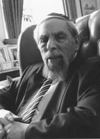 Rabbi Louis Jacobs (1920-2006)