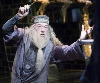 Dumblemore good wizard