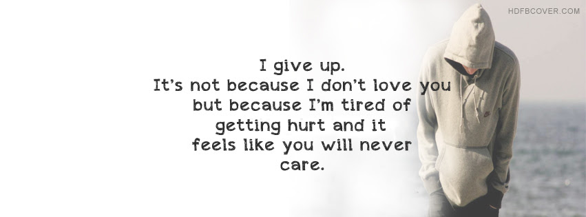 Quotes About Giving Up On Dating 16 Quotes