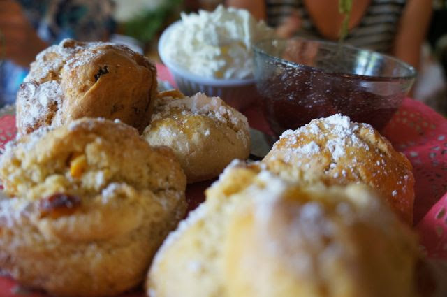 Review: Polly's Pantry Royal Tearoom, Florida