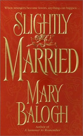book cover of   Slightly Married