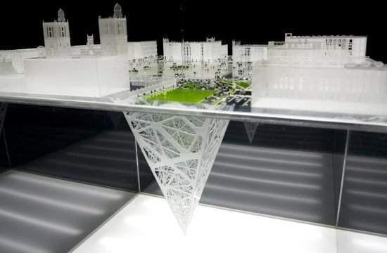 Cidade do México planeja prédios subterrâneos