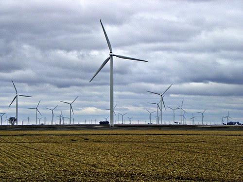 INDIANA Wind Turbine plant (11)