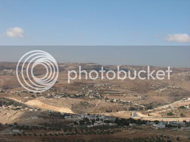 View From Ramat Rachel