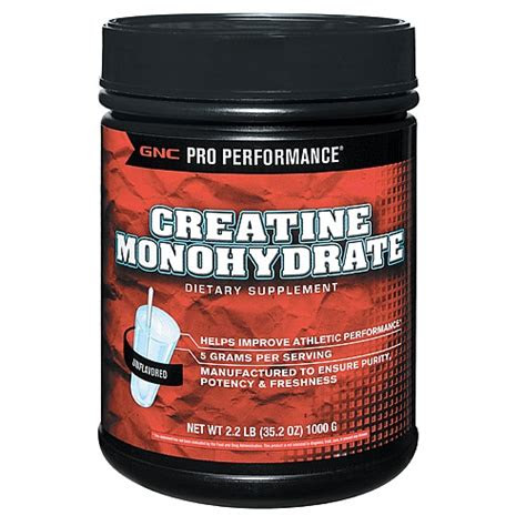 recommended supplements part  creatine athletic