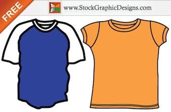 7 free t shirt mockup kostenlos cdr psd -  mockup