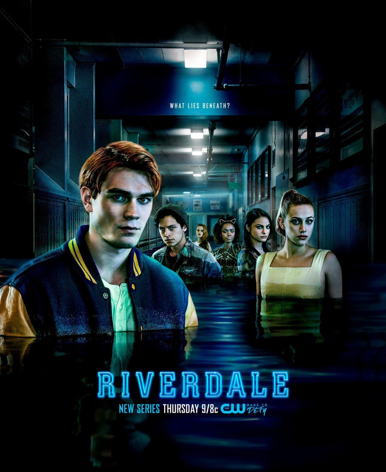 Resultado de imagem para Riverdale posters