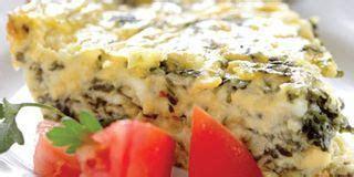 Crustless Tomato Ricotta Pie   Vegetarian Recipes