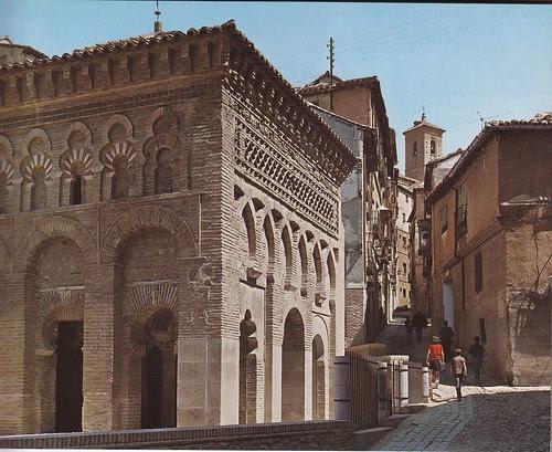 Mezquita del Cristo de la Luz (Toledo) en los años 60