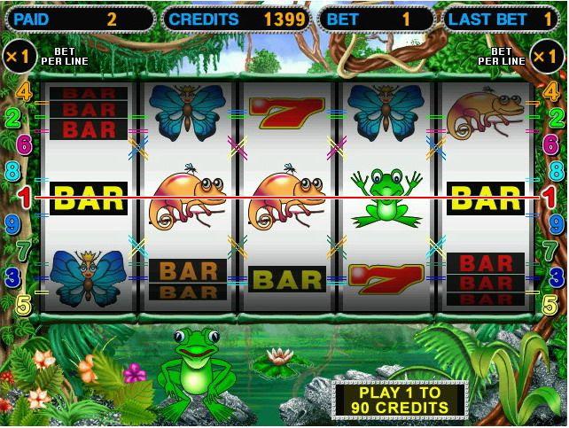 бесплатное казино игровые автоматы онлайн