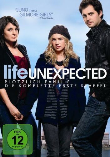 Life Unexpected - Die komplette 1. Staffel [3 DVDs]