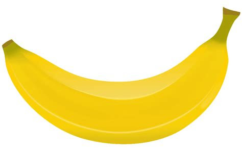 clipart gambar ilustrasi buah pisang wwwbuahazcom