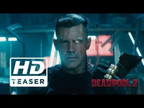 Mais engraçado e cheio de ação, confiram o trailer de Deadpool 2