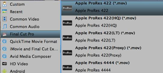 best format for importing mxf to premiere pro