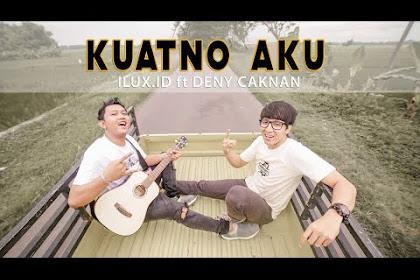 Lirik lagu Denny Caknan Feat Ilux ID - Kuatno Aku