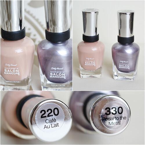 Sally Hansen Complete salon manicure fragrance direct