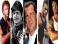 A altura das celebridades de Hollywood