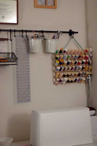 sewing notions organization