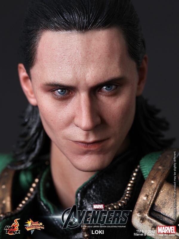 Loki, Avengers, Hot Toys