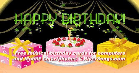 Happy Birthday Cards, Birthday Song Greetings & Mobile