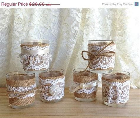 25  best ideas about Lace candles on Pinterest   Candles
