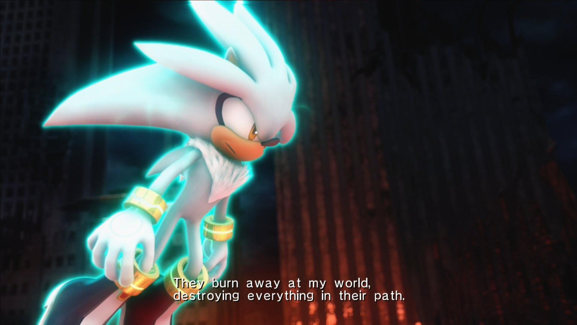 Silver The Hedgehog Wallpaper 77 Images