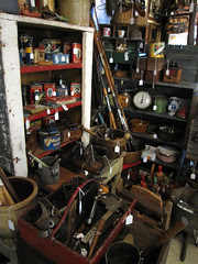 Tinsel Wonderland: Mill Antiques! 7