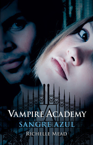 Sangre azul (Vampire Academy, #2)
